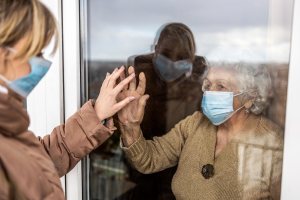 COVID Quarantine Nursing Home